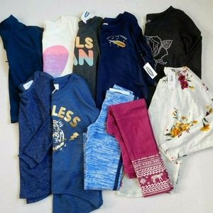 NWT 10pc Bundle Old Navy Place Tops Leggings